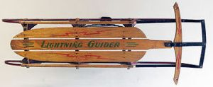 circa-1950s-lightning-guider-sled-no-125_111422488700
