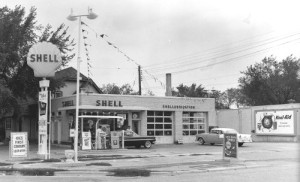 Shell-Gas-Station