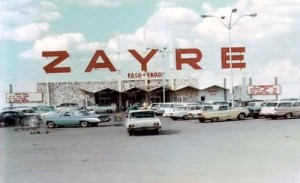 Zayre Store at 13501 S. Dixie Highway, Miami, Dade County, FL