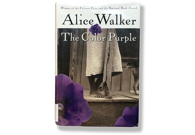 the color purple book vs film The color purple is not the story of her suffering but of her victory, and by the end of her story this film had moved me and lifted me up as few films have it is a great, warm, hard, unforgiving, triumphant movie, and there is not a scene that does not shine with the love of the people who made it.
