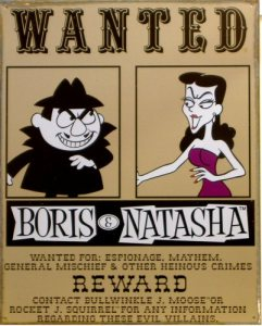 boris and natasha