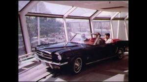 Mustang Ride