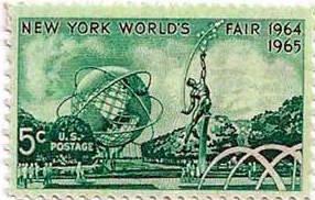 NYWF Stamp