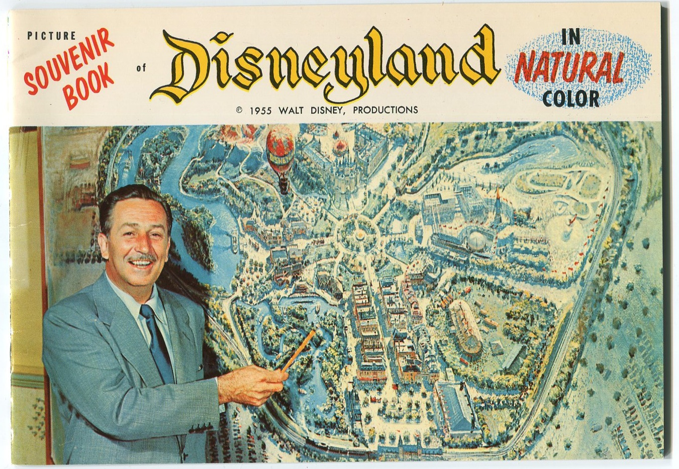 Image result for disneyland opened in 1955