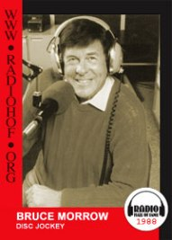 brucemorrow - Cousin Brucie -WABC
