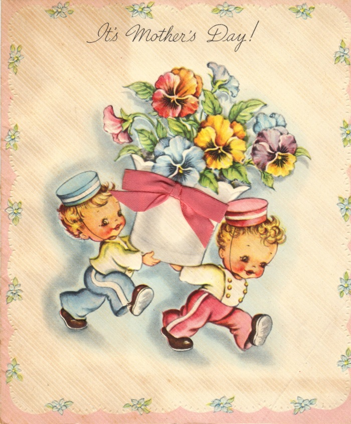 mothersday vintage